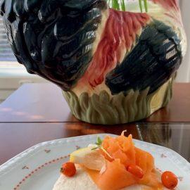 Pääsiäisen ihana Raw- porkkanakakku